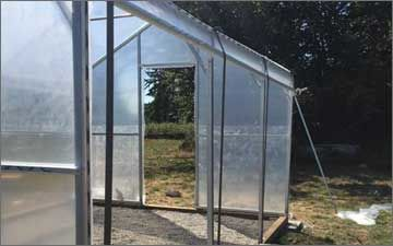12' Wide Greenhouses